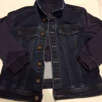 Jaqueta jeans estilosa - 3 anos - Hering Kids
