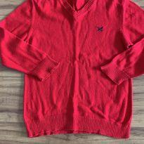 Blusa vermelha - 3 anos - Hering Kids