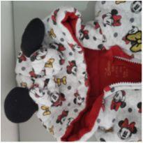 Macacão Minnie Disney