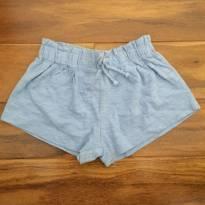 shorts azul - 3 a 6 meses - Zara Baby