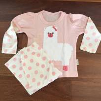 Pijama - 1 ano - Cara de Criança