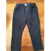 Calça azul marinho - 24 a 36 meses - Zara Baby