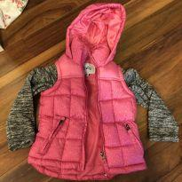 Jaqueta rosa - 3 anos - Cat & Jack- EUA