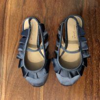 Sapatilha azul - 24 - Zara