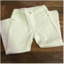 Calça branca - 24 a 36 meses - Zara