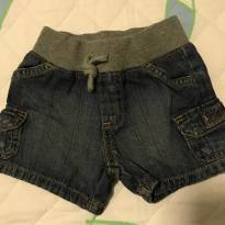 Short jeans Carters - 6 meses - Carter`s