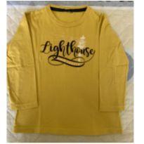 Camisa ML masculina - 3 anos - Milon