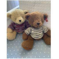 Conjunto com 2 ursos de pelúcia RUSS -  - Russell - USA
