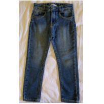 Calça jeans masculina - 4 anos - Não informada