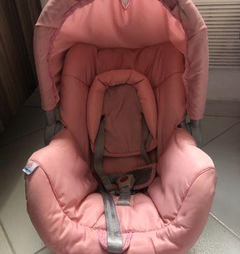 Bebê conforto Galzerano Piccolina - Sem faixa etaria - Galzerano
