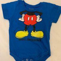 body Mickey - 6 meses - Disney