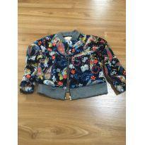 Jaqueta colorida quentinha - 2 anos - YKZ