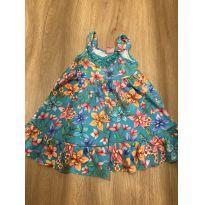 Vestido florido - Momi - 2 anos - Momi