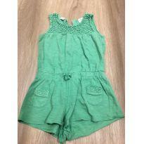 Macaquinho verde - Zara - 18 a 24 meses - Zara