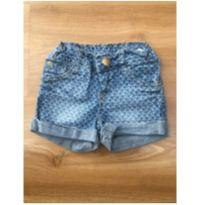 Short Jeans - 1 ano - Baby Club