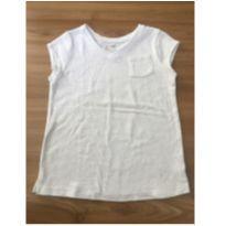 Blusinha branca Gap - 5 anos - GAP
