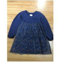 Vestido Poim - 4 anos - Póim
