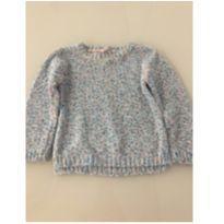 Blusa de frio Colorida - 18 a 24 meses - Zara Baby