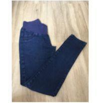 Calça Jeans - Gestante - M - 40 - 42 - Emma Fiorezi