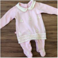Saída de maternidade com manta + Brinde - Recém Nascido - Be Little