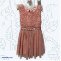 Vestido Estrela+presente