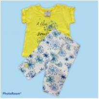 Conjunto Up Baby - 0 a 3 meses - Up Baby