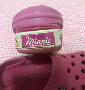 Crocs Minnie Rosa - 24 - Crocs