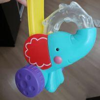 Elefantinho de empurrar -  - Fisher Price