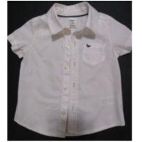 Camisa social Carter`s - 12 meses - 1 ano - Carter`s