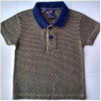 Camisa Pólo - Tam 1 - 1 ano - Street Boys