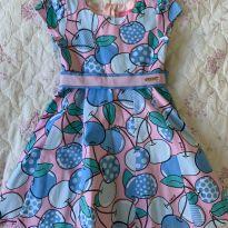 Vestido de festa Momi - 3 anos - Momi