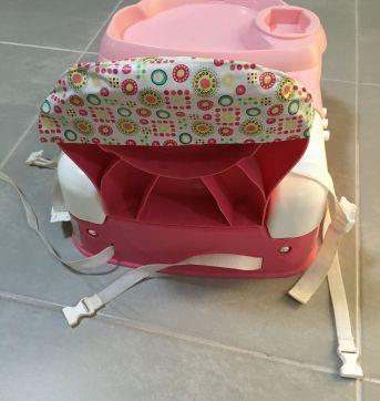 Cadeira de alimentação - Sem faixa etaria - Safety 1st