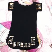 Vestido modinha infantil - 12 a 18 meses - Sem marca