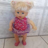 Boneca little mommy dança comigo -  - little mommy