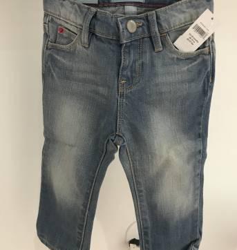 Calça Jeans Boyfriend - Baby GAP - 12 a 18 meses - GAP