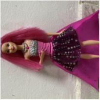 Barbie cantora -  - Mattel