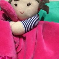 Naninha Carters rosa bonequinha