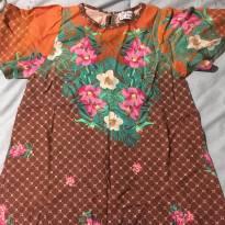 Pampam tutu Vestido florido 2 anos - 2 anos - Várias