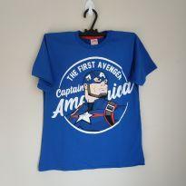 Camiseta manga curta Tam 10, NOVA - 10 anos - MARVEL