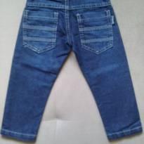 Calça jeans tam 2 - 2 anos - Não informada