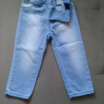 Calça jeans Hering Baby tam 1 - 1 ano - Hering Baby