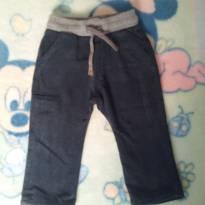 Calça veludo Zara 9-12 meses - 9 a 12 meses - Zara Baby