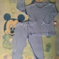 Conjuntinho Pijama tam. 2 - 2 anos - Não informada