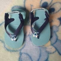 Chinelinho Havaianas Baby tam 20 - 20 - Havaianas