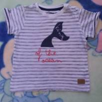 Camiseta Baby Club 12-18 meses - 12 a 18 meses - Baby Club