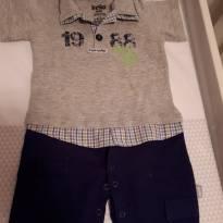 Macaquinho - 6 a 9 meses - Keko Baby