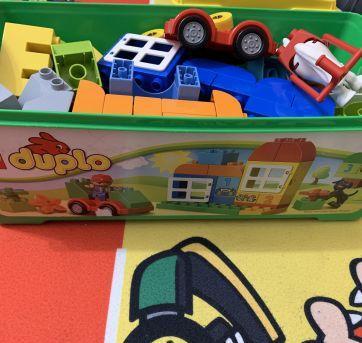 Lego duplo - Sem faixa etaria - Lego