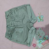 Shorts brilhante Marisol - 18 a 24 meses - Marisol