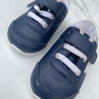 Sapato tênis Azul - 19 - Meli