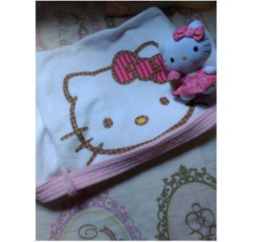 Roupão Hello Kitty - Único - Hello Kitty by Sanrio